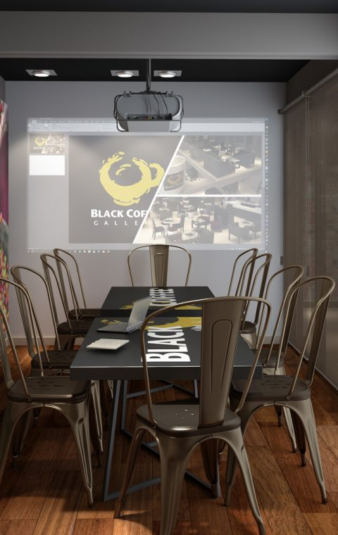 Proyecto Black Coffee